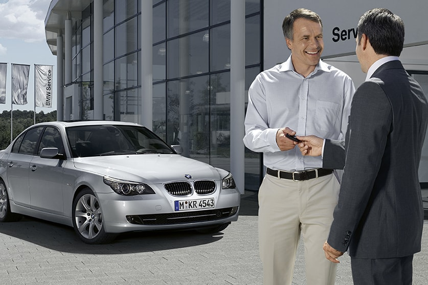 BMW VALUE SERVICE PLUS.